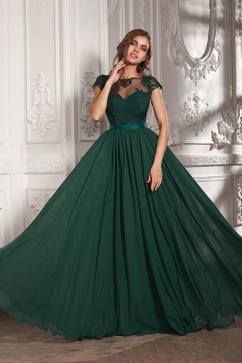 Прокат вечерних платьев в Киеве. Цена аренды  c9a686533ea26